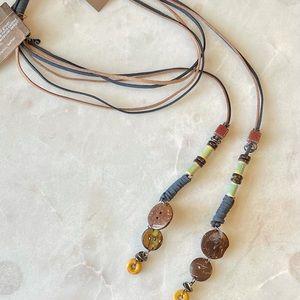 Treska Java Collection Lariat Necklace